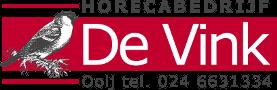 Horecabedrijf De Vink – Ooij Logo